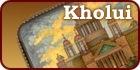 Kholui Lacquer Boxes